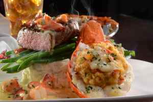 Ultimate Surf and Turf